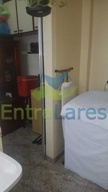 18. - Apartamento no Bancários 2 quartos, cozinha planejada, dependência, 1 vaga de garagem. Avenida Doutor Agenor de Almeida Loyola. - ILAP20352 - 20