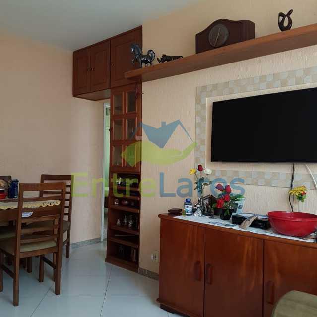 8 - Apartamento na Pitangueiras 2 quartos sendo 1 suíte, 1 vaga de garagem. Rua Nambi. - ILAP20354 - 4