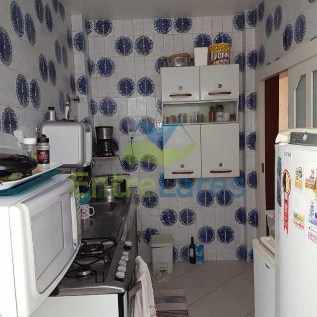 40 - Apartamento na Pitangueiras 2 quartos sendo 1 suíte, 1 vaga de garagem. Rua Nambi. - ILAP20354 - 21