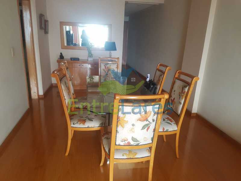 06. - Apartamento na Ribeira 3 quartos planejados sendo 1 suíte, copa cozinha planejada, dependência completa. 2 vagas de garagem. Rua Paramopama - ILAP30222 - 7