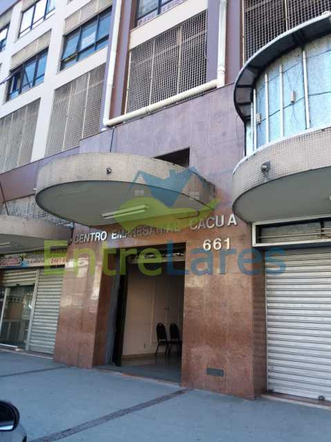IMG-20180623-WA0143 - Sala Comercial no Cacuia com banheiro, 1 vaga de garagem, prédio com elevador. Estrada do Cacuiá. - ILSL00009 - 1