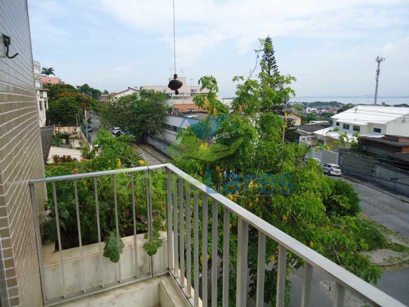 5 - Apartamento no Jardim Guanabara 3 quartos sendo 2 planejados e uma suíte com acesso a varanda, varanda com acesso a sala, copa - cozinha planejada, dependência completa, 3 vagas de garagem. Rua Gregório de Castro Morais. - ILAP30223 - 6