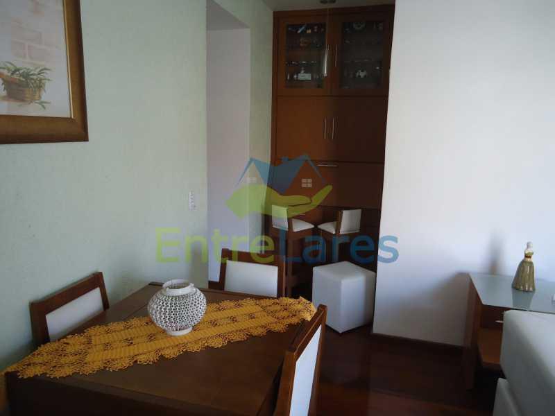 10 - Apartamento no Jardim Guanabara 3 quartos sendo 2 planejados e uma suíte com acesso a varanda, varanda com acesso a sala, copa - cozinha planejada, dependência completa, 3 vagas de garagem. Rua Gregório de Castro Morais. - ILAP30223 - 5