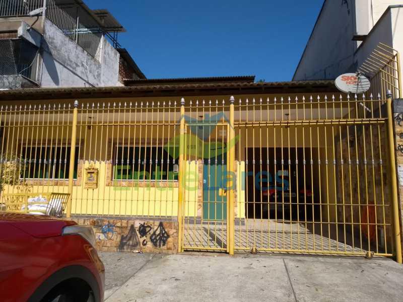 WhatsApp Image 2018-07-10 at 1 - Casa linear no Moneró 2 quartos sendo 1 suíte com closete, varanda com churrasqueira, 2 vagas. Estrada Governador Chagas Freitas. - ILCA20059 - 1