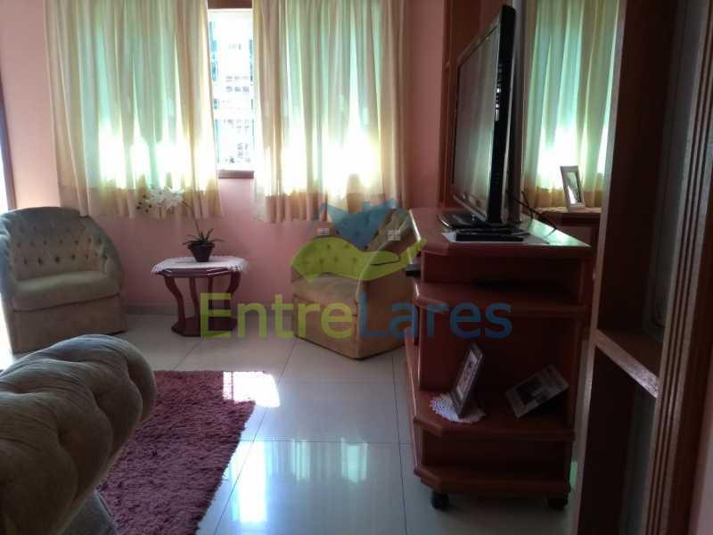 WhatsApp Image 2018-07-10 at 1 - Casa linear no Moneró 2 quartos sendo 1 suíte com closete, varanda com churrasqueira, 2 vagas. Estrada Governador Chagas Freitas. - ILCA20059 - 4