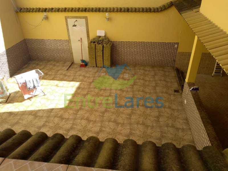 WhatsApp Image 2018-07-10 at 1 - Casa linear no Moneró 2 quartos sendo 1 suíte com closete, varanda com churrasqueira, 2 vagas. Estrada Governador Chagas Freitas. - ILCA20059 - 24