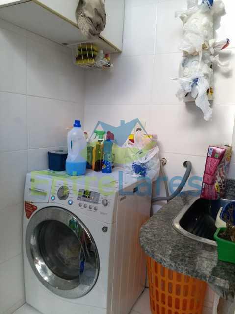 IMG-20180721-WA0005 - Apartamento no Jardim Guanabara 3 quartos sendo 1 suíte 1 dos quartos foi revertido em closet, dependência revertida em área de lazer, 1 vaga de garagem. Rua Henrique Lacombe. - ILAP30224 - 12