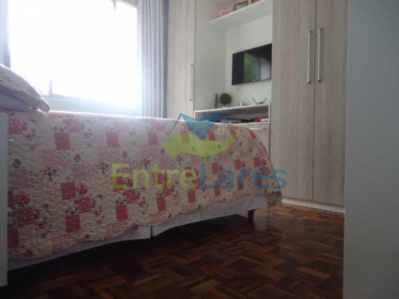 05 - Apartamento na Ribeira 2 quartos planejados, área de serviço, dependência revertida em escritório. Uma vaga de garagem. Rua Serrão. - ILAP20358 - 6
