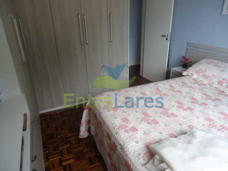 06 - Apartamento na Ribeira 2 quartos planejados, área de serviço, dependência revertida em escritório. Uma vaga de garagem. Rua Serrão. - ILAP20358 - 7