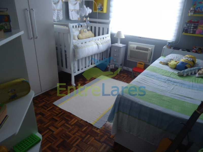 07 - Apartamento na Ribeira 2 quartos planejados, área de serviço, dependência revertida em escritório. Uma vaga de garagem. Rua Serrão. - ILAP20358 - 8
