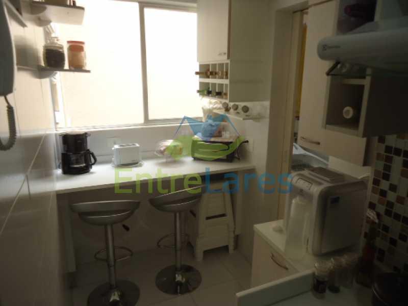 13 - Apartamento na Ribeira 2 quartos planejados, área de serviço, dependência revertida em escritório. Uma vaga de garagem. Rua Serrão. - ILAP20358 - 14