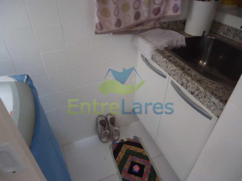15 2 - Apartamento na Ribeira 2 quartos planejados, área de serviço, dependência revertida em escritório. Uma vaga de garagem. Rua Serrão. - ILAP20358 - 16