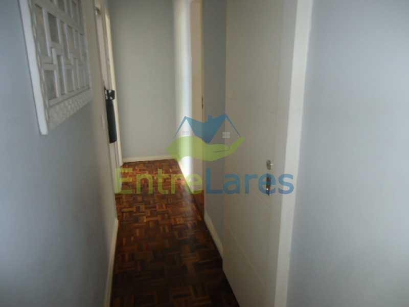 16 - Apartamento na Ribeira 2 quartos planejados, área de serviço, dependência revertida em escritório. Uma vaga de garagem. Rua Serrão. - ILAP20358 - 17