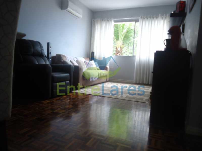 19 - Apartamento na Ribeira 2 quartos planejados, área de serviço, dependência revertida em escritório. Uma vaga de garagem. Rua Serrão. - ILAP20358 - 20