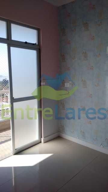 11. - Apartamento na Praia da Bandeira 2 quartos sendo 1 suíte, cozinha planejada, dependência completa, 1 vaga de garagem. Rua Maciel Monteiro - ILAP20361 - 9