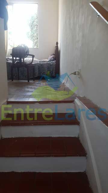 07 - Casa linear no Bancários 3 quartos sendo 1 suíte, dependência, canil, quintal, 2 vagas de garagem. Avenida das Enxadas. - ILCA30106 - 8
