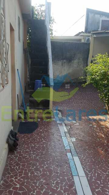 18 - Casa linear no Bancários 3 quartos sendo 1 suíte, dependência, canil, quintal, 2 vagas de garagem. Avenida das Enxadas. - ILCA30106 - 19