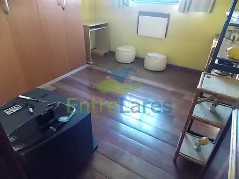IMG-20180724-WA0080 - Cobertura na Portuguesa 3 quartos sendo 1 suíte com banheira, cozinha planejada, 2 vagas de garagem. Rua Haroldo Lobo. - ILCO30005 - 12