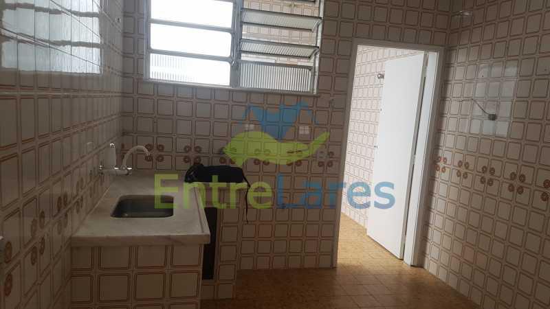 5.1 - Apartamento no Jardim Guanabara 2 quartos sendo 1 suíte, varandão, dependência completa, 1 vaga de garagem. Rua Carmem Miranda. - ILAP20363 - 15