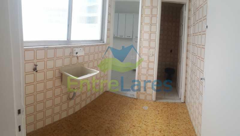 07 - Apartamento no Jardim Guanabara 2 quartos sendo 1 suíte, varandão, dependência completa, 1 vaga de garagem. Rua Carmem Miranda. - ILAP20363 - 21