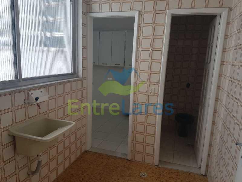 08. - Apartamento no Jardim Guanabara 2 quartos sendo 1 suíte, varandão, dependência completa, 1 vaga de garagem. Rua Carmem Miranda. - ILAP20363 - 19