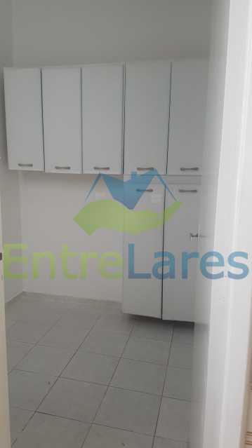 10 - Apartamento no Jardim Guanabara 2 quartos sendo 1 suíte, varandão, dependência completa, 1 vaga de garagem. Rua Carmem Miranda. - ILAP20363 - 11