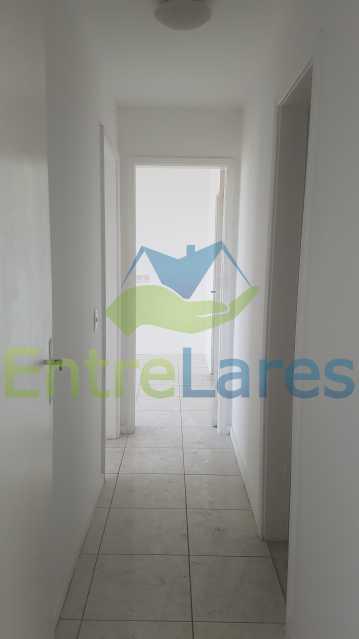 12 - Apartamento no Jardim Guanabara 2 quartos sendo 1 suíte, varandão, dependência completa, 1 vaga de garagem. Rua Carmem Miranda. - ILAP20363 - 6
