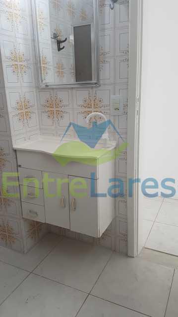 14 - Apartamento no Jardim Guanabara 2 quartos sendo 1 suíte, varandão, dependência completa, 1 vaga de garagem. Rua Carmem Miranda. - ILAP20363 - 16