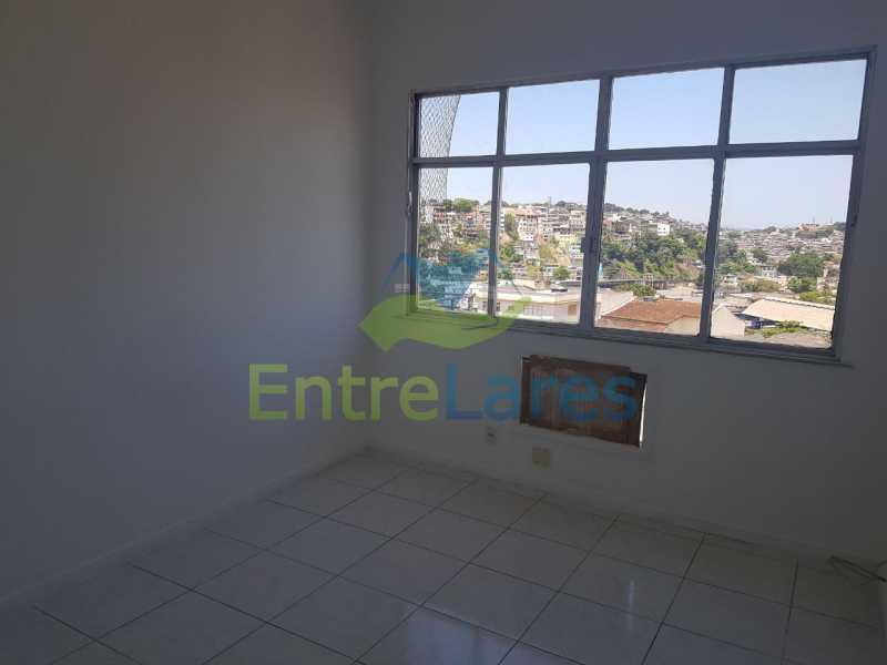 16. - Apartamento no Jardim Guanabara 2 quartos sendo 1 suíte, varandão, dependência completa, 1 vaga de garagem. Rua Carmem Miranda. - ILAP20363 - 5