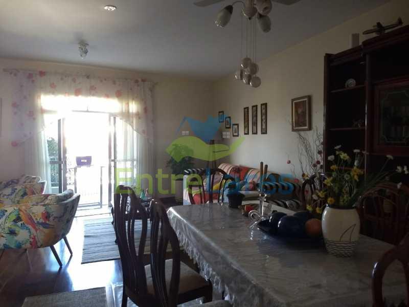 4c - Apartamento no Jardim Guanabara 3 quartos planejados sendo 1 suíte,copa cozinha planejadas, dependência de empregada revertida em escritório, 2 vagas de garagem. Rua Solano da Cunha. - ILAP30228 - 8