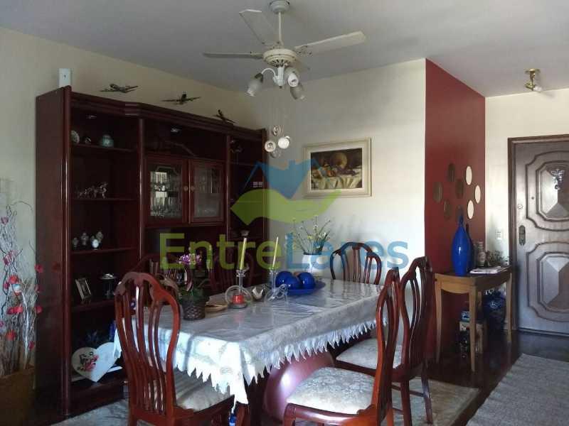 4e - Apartamento no Jardim Guanabara 3 quartos planejados sendo 1 suíte,copa cozinha planejadas, dependência de empregada revertida em escritório, 2 vagas de garagem. Rua Solano da Cunha. - ILAP30228 - 10