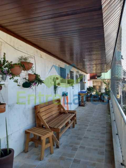 6 - Apartamento no Jardim Guanabara 3 quartos planejados sendo 1 suíte,copa cozinha planejadas, dependência de empregada revertida em escritório, 2 vagas de garagem. Rua Solano da Cunha. - ILAP30228 - 11