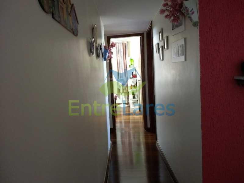 12 - Apartamento no Jardim Guanabara 3 quartos planejados sendo 1 suíte,copa cozinha planejadas, dependência de empregada revertida em escritório, 2 vagas de garagem. Rua Solano da Cunha. - ILAP30228 - 12