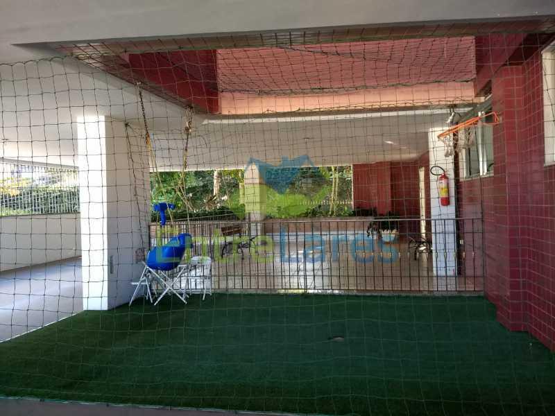73 - Apartamento no Jardim Guanabara 3 quartos planejados sendo 1 suíte,copa cozinha planejadas, dependência de empregada revertida em escritório, 2 vagas de garagem. Rua Solano da Cunha. - ILAP30228 - 23