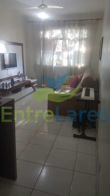 5 - Apartamento no Tauá 2 quartos, cozinha planejada, dependência completa, 1 vaga de garagem. Rua Maici - ILAP20365 - 1