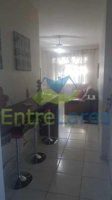 10 - Apartamento no Tauá 2 quartos, cozinha planejada, dependência completa, 1 vaga de garagem. Rua Maici - ILAP20365 - 7
