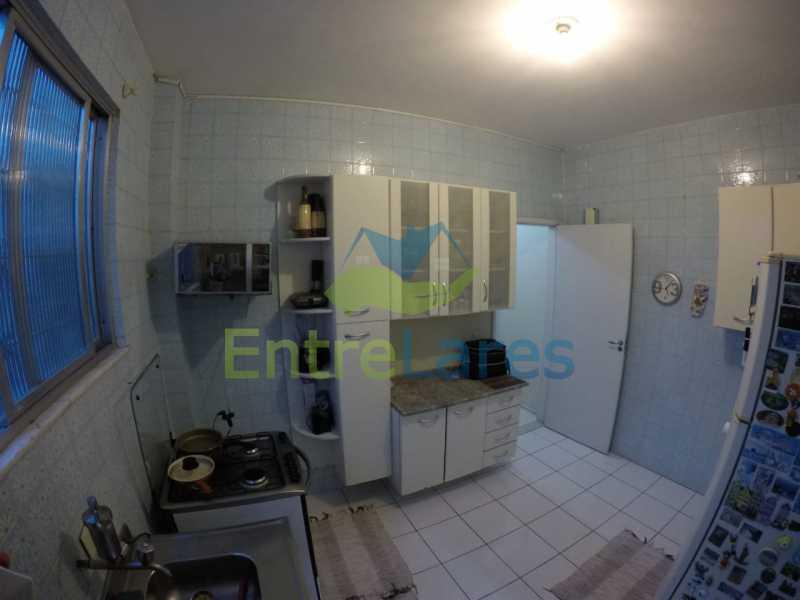 40 - Apartamento no Tauá 2 quartos, cozinha planejada, dependência completa, 1 vaga de garagem. Rua Maici - ILAP20365 - 18