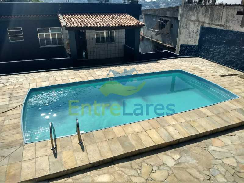 IMG-20180724-WA0221 - Casa duplex no Jardim Guanabara 5 quartos sendo 2 suítes, cozinha planejada, piscina, churrasqueira, 1 vaga de garagem. Aceita permuta. - ILCA50037 - 5