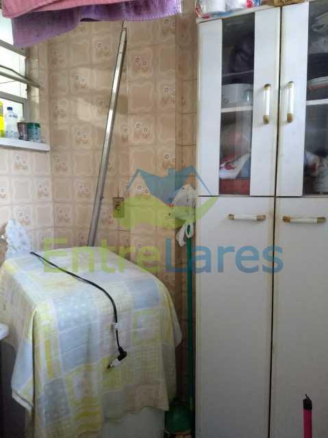 IMG-20180804-WA0105 - Apartamento na Portuguesa 2 quartos, banheiro social, cozinha com armários, 1 vaga de garagem. Rua Fernando de Azevedo. - ILAP20372 - 15