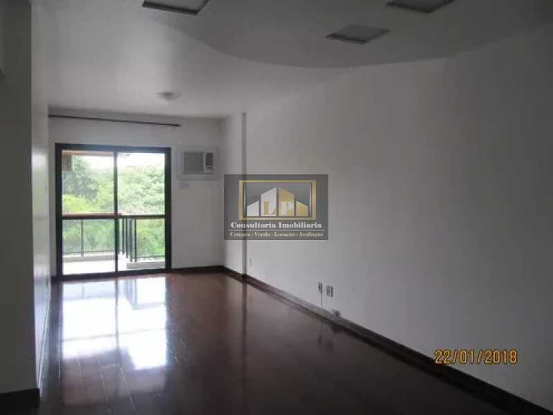 5da466e1-b2f3-4a4d-b20a-68dd76 - Apartamento 3 quartos à venda Barra da Tijuca, Rio de Janeiro - R$ 1.300.000 - LPAP30232 - 3