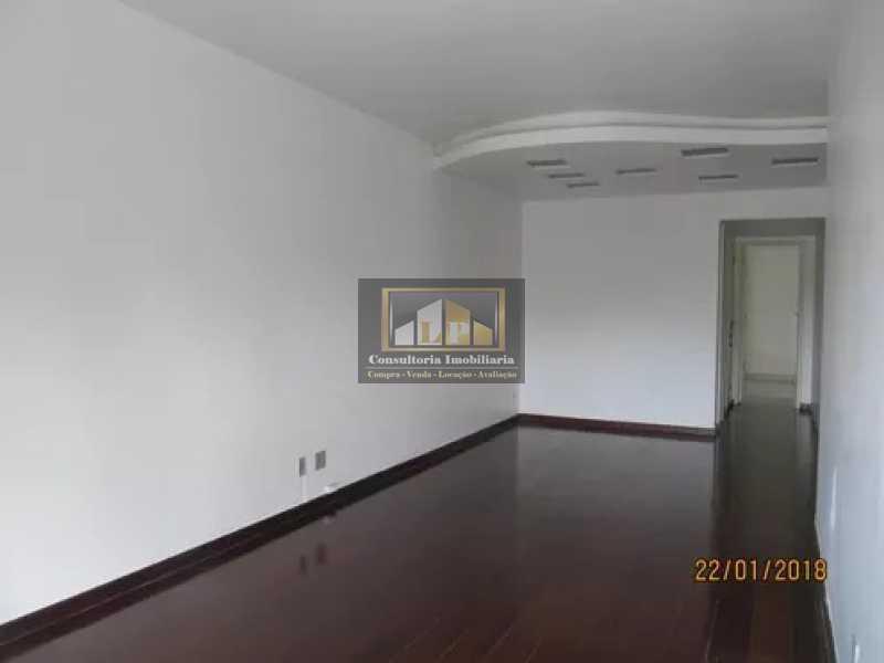 968d37a6-435f-4a79-9a0b-ef32b6 - Apartamento 3 quartos à venda Barra da Tijuca, Rio de Janeiro - R$ 1.300.000 - LPAP30232 - 4