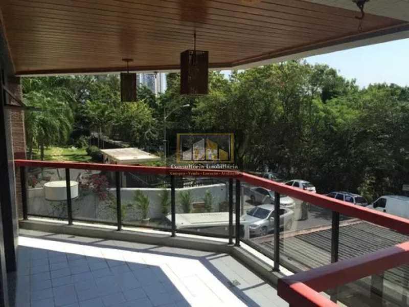 6442af7c-06d3-4bf3-8a52-bf043b - Apartamento 3 quartos à venda Barra da Tijuca, Rio de Janeiro - R$ 1.300.000 - LPAP30232 - 1