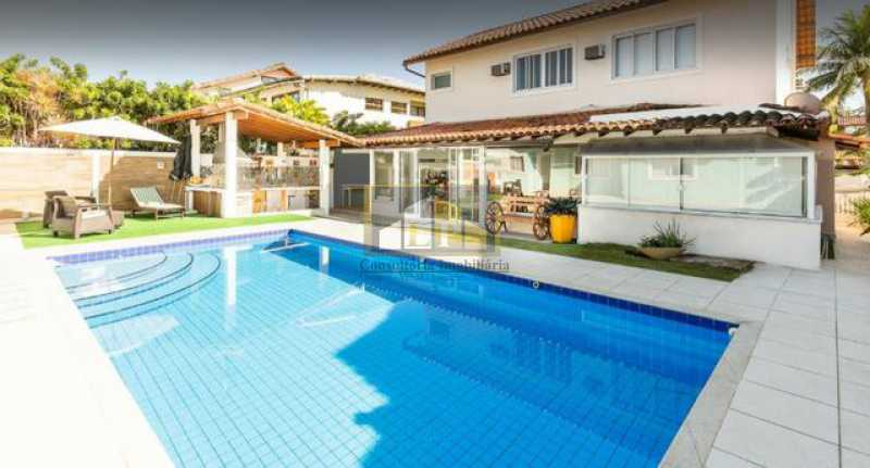 6c87a5dd-f519-40e1-9355-3032ea - Casa a venda na Av. Lucio Costa, condominio Vivendas - LPCN40019 - 1