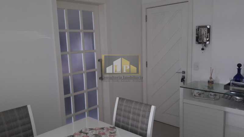 APBARRA2 - Apartamento Condomínio PARQUE DAS ROSAS, Avenida Marechal Henrique Lott,Barra da Tijuca, Rio de Janeiro, RJ À Venda, 1 Quarto, 70m² - LPAP10204 - 5