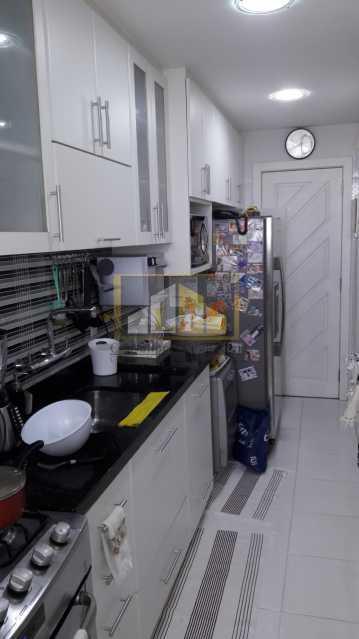 APBARRA4 - Apartamento Condomínio PARQUE DAS ROSAS, Avenida Marechal Henrique Lott,Barra da Tijuca, Rio de Janeiro, RJ À Venda, 1 Quarto, 70m² - LPAP10204 - 6