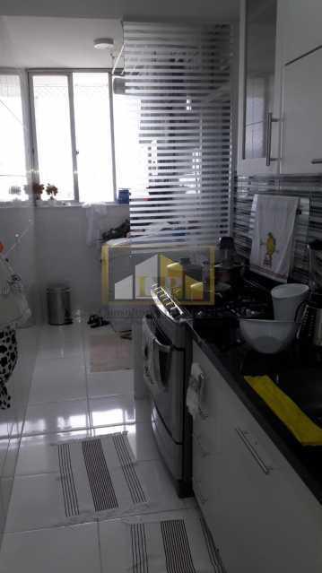 APBARRA5 - Apartamento Condomínio PARQUE DAS ROSAS, Avenida Marechal Henrique Lott,Barra da Tijuca, Rio de Janeiro, RJ À Venda, 1 Quarto, 70m² - LPAP10204 - 7