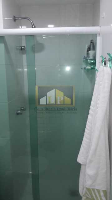 APBARRA6 - Apartamento Condomínio PARQUE DAS ROSAS, Avenida Marechal Henrique Lott,Barra da Tijuca, Rio de Janeiro, RJ À Venda, 1 Quarto, 70m² - LPAP10204 - 8