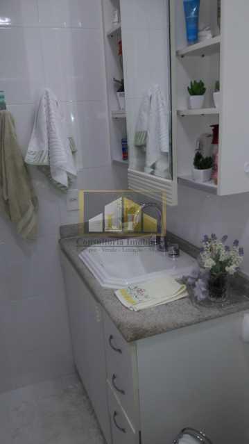 APBARRA8 - Apartamento Condomínio PARQUE DAS ROSAS, Avenida Marechal Henrique Lott,Barra da Tijuca, Rio de Janeiro, RJ À Venda, 1 Quarto, 70m² - LPAP10204 - 10