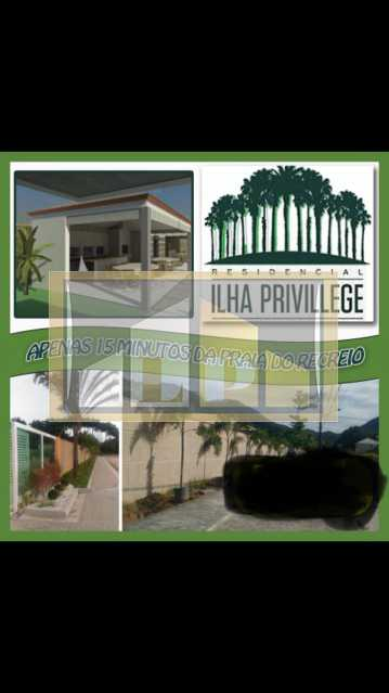 IMG-20180427-WA0041 - Terreno Condomínio RESIDENCIAL ILHA PRIVILLEGE, Estrada Paiva Muniz,Guaratiba,Rio de Janeiro,RJ À Venda - LPMF00001 - 1