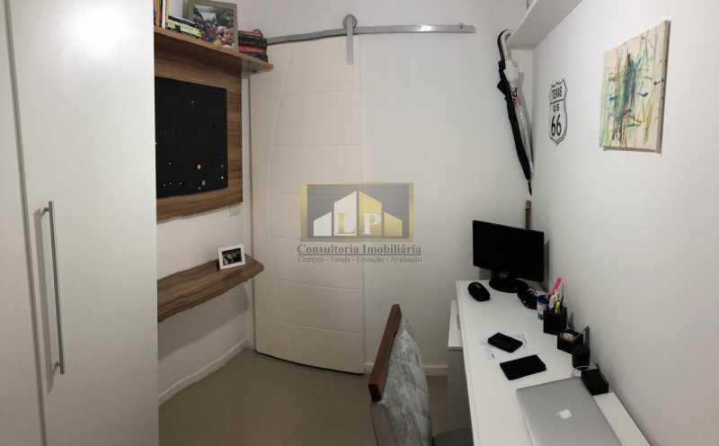 WhatsApp Image 2018-05-17 at 1 - Apartamento imovel a venda 2 quartos na ABM, Bosque Marapendi, Canal de Marapendi, condominio Lyon - LPAP20643 - 7